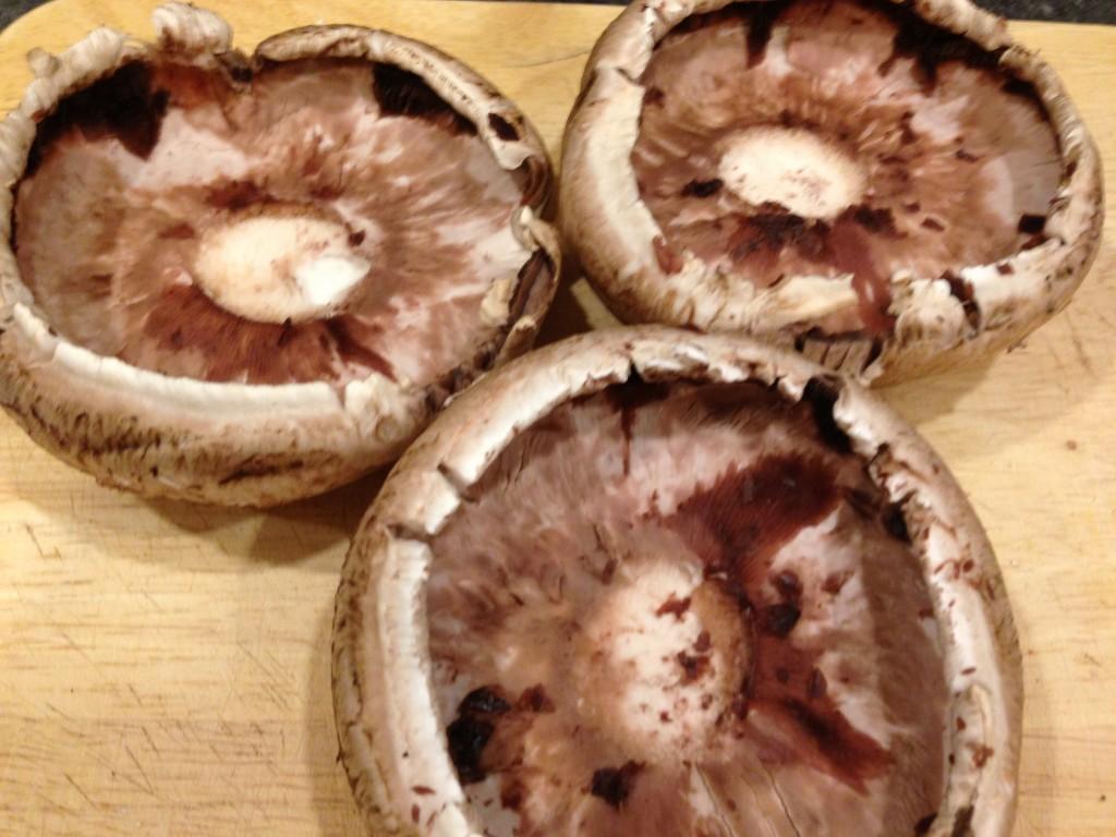 Living Fit Lifestyle - Mushroom Soup