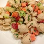 GF Pasta Salad - Living Fit Lifestyle
