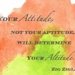 Weakness of Attitude